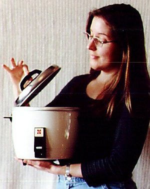 Goha Paul Amp Paula Belker And Their Toaster And Rice Steamer